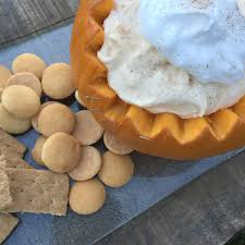 Pumpkin Fluff Recipe Cool Whip by Fashion Meets Food October 2016