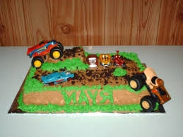 Monster Truck Cake Theme Gallery Picture - CAKE DESIGN AND COOKIES Monster Truck Cake My First Wonky Decopac Decoset 14 Sheet Decorating Effies Goodies Pinkblack 25th Birthday Beth Anns Tire And 10 Cake Truck Stones We Flickr Cakecentralcom Edees Custom Cakes Birthday 2d Aeroplane Tractor Sensational Suga Its Fun 4 Me How To Position A In The Air Amazoncom Decoration Toys Games Design Parenting Ideas Little