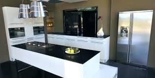 plan cuisine granit prix plan de travail granit noir cuisine en plans