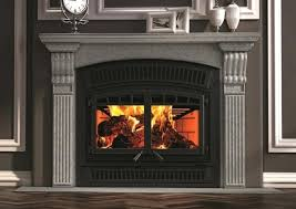 Idea Zero Clearance Wood Burning Fireplace And Wood Burning Zero
