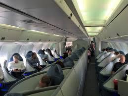 siege avion air avis du vol air canada toronto montreal en affaires