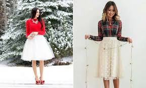 19 Cute Christmas Outfit Ideas