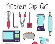 Kitchen Gadgets Clipart 61