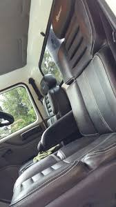 International 4700 Custom Dually Air Ride Captains Chairs ... 1998 Ford F800 Crewcab Pu 83 Cummins Air Ride Rear Seats New Truck Seats Replacement Suspension Heavy 2008 Freightliner Seat For A For Sale Sprinter Van Free Shipping Used 1991 Am General Custom Combat Stock P2651 Ultra Luxury Preowned 2011 Ram 3500 Laramie Longhorn With Kelderman Trucks