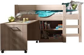 hauteur bureau enfant lit hauteur avec bureau uteyo