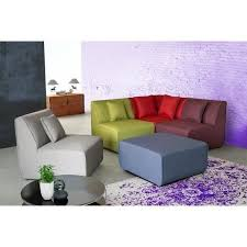 couleur canapé canapé tobi modulable multi couleur achat vente canapé sofa