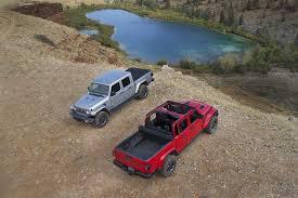 100 Jeep Gladiator Truck Allnew 2020 The Most Capable Midsize Ever