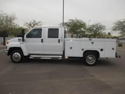 USED 2004 GMC TOPKICK C4500 SERVICE - UTILITY TRUCK FOR SALE IN AZ #2313