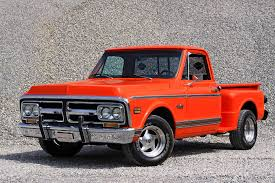 1971 GMC Sierra 1500 Stepside Pickup - The Classic Car Trust 1971 Gmc C20 Volo Auto Museum Gmc 1500 Custom Pickup Truck General Motors Make Me An Offer 2500 For Sale 2096731 Hemmings Motor News Jimmy 4x4 Blazer Houndstooth Truck Front Fenders Hood Grille Clip For Sale Trade Sierra Short Bed T291 Indy 2012 Pin By Classic Trucks On Pinterest Maple Lake Mn Suburban Stake Cab Chassis Series 13500 Rust Repair Hot Rod Network F133 Denver 2016 View The Specials And Deals Buick Chevrolet Vehicles At John