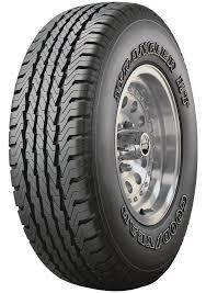 Goodyear WRANGLER HT Tire - LT245/75R16 120R LR E BSW