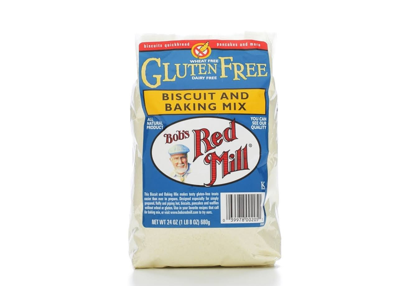 Bob's Red Mill Gluten Biscuit and Baking Mix - 24oz