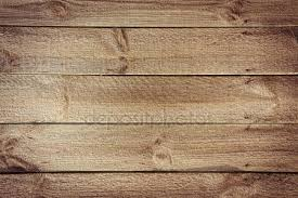 Rustic Wood Background From Horizontal Wooden Boards With Nails Stock Photo
