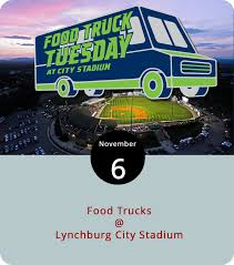 100 Food Truck Cleveland S Lynchburg City Stadium This Weeks Events In Lynchburg VA