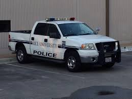 100 Ford Police Truck Rice University F150 Houston Vehicles