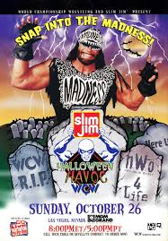 Halloween Havoc 1998 Hogan Warrior by This Day In Wcw History Wcw Halloween Havoc 1997 Took Place In