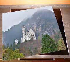 herdabdeckplatte schloss neuschwanstein in bayern