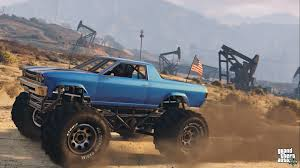 GTA 5 Online Now Offers Previously Exclusive Vehicles To All ... Monster Trucks Racing Android Apps On Google Play Police Truck Games For Kids 2 Free Online Challenge Download Ocean Of Destruction Mountain Youtube Monster Truck Games Free Get Rid Problems Once And For All Patriot Wheels 3d Race Off Road Driven Noensical Outline Coloring Pages Kids Home Monsterjam