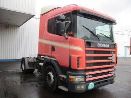Vilkikų SCANIA R 164-480. V8. Airco, Retarder, Italian Truck ...