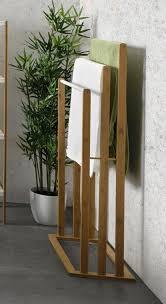 handtuchhalter bambus