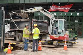 Wrigley Field Construction Update: June 18 - Bleed Cubbie Blue Jj Truck Bodies Trailers Dynahauler Dump And In Page 20 Rondell1 01 Rondel New Homes 2011 Peterbilt 388 Tri Axle Dump Used Semi Trucks For Sale In Winston Salem Greensboro High J Triad Equipment 2018 Kenworth T370 Best Logistics Group Acquires East Coast Lines Of Sc Triangle Body Works Since 1927 Beauroc Stainless Steel Worx Wheels 801 Rims On