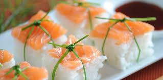 cuisine actuelle noel sushis de noël facile recette sur cuisine actuelle