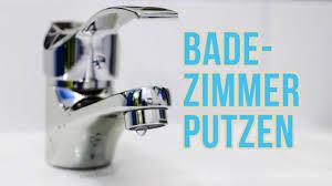 6 putz tipps tricks für s badezimmer bad sauber machen