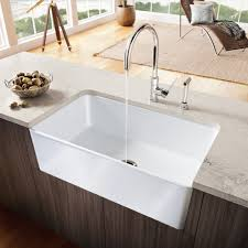 Drop In Farmhouse Sink White by Types Of Drop In Kitchen Sinks