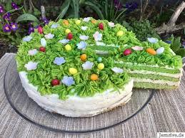 grüne torte aus meinem kuchen und tortenblog grüner