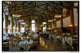 Wawona Hotel Dining Room by Travel Us