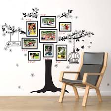 Wall Mural Decals Tree by Wall Decal Picture Frame Wall Decals Inspiration Vinyl Picture
