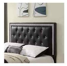Black Leather Headboard With Crystals by 28 Diamond Tufted Headboard With Crystal Buttons 17 Best
