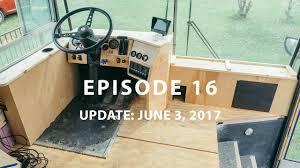 Skoolie Conversion Floor Plan by Episode 16 Skoolie Conversion Update June 3 2017 Youtube