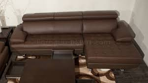 Mor Furniture Sectional Sofas by Sectional Sofa By Beverly Hills In Light Brown Leather