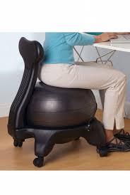 Yoga Ball Desk Chair Size by Desk Chairs Yoga Ball Office Chair Size Ballard Design Regarding
