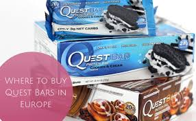 Where To Buy Quest Bars In Europe