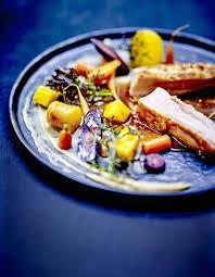 cuisine recette poulet poulet fermier purée de panais et jus à l écorce de citron pour 6