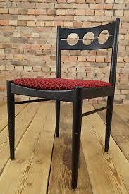 antyki i sztuka 60er vintage esszimmer stuhl klappstuhl