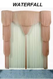 Cheap Waterfall Valance Curtains by 112 Best Window Dressings Images On Pinterest Curtain Designs