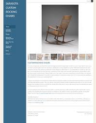 CUSTOM ROCKING CHAIR Competitors, Revenue And Employees ...