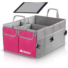 100 Waterproof Truck Box Car Trunk Organizer Super Strong Foldable Storage For Auto
