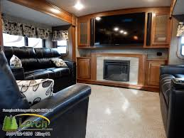 Fifth Wheel Campers With Front Living Rooms by Open Range 3x377flr Front Living Room 4 Season 5th Wheel Rv For