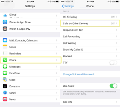 Pro Tip How to disable calls on other Apple devices