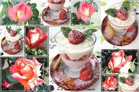 recette fraises au fromage blanc 750g