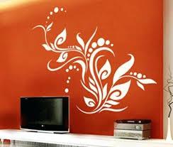 Simple Wall Paintings Incredible Designs Regarding For Bedroom