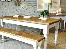 Expandable Farmhouse Dining Table Image Extendable Bench For Sale Wheat