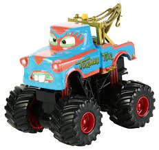 Buy Disney/Pixar Cars Toon Tormentor Monster Truck In Cheap Price On ...