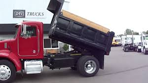 Dump Truck For Sale: Kenworth Single Axle Dump Truck For Sale
