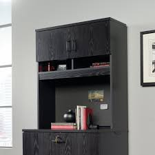 Sauder Lateral File Cabinet Wood by Sauder Via Lateral File Cabinet With Optional Hutch Hayneedle