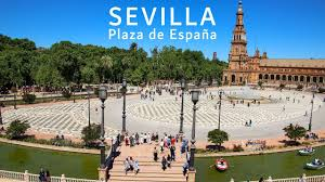 Plaza De España Sevilla Spain Visit Seville YouTube