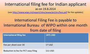 international bureau wipo how to apply for an international patent approvals